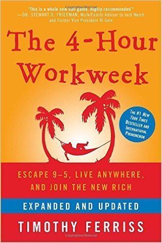 The 4 – Hour Workweek. By Timothy Ferriss