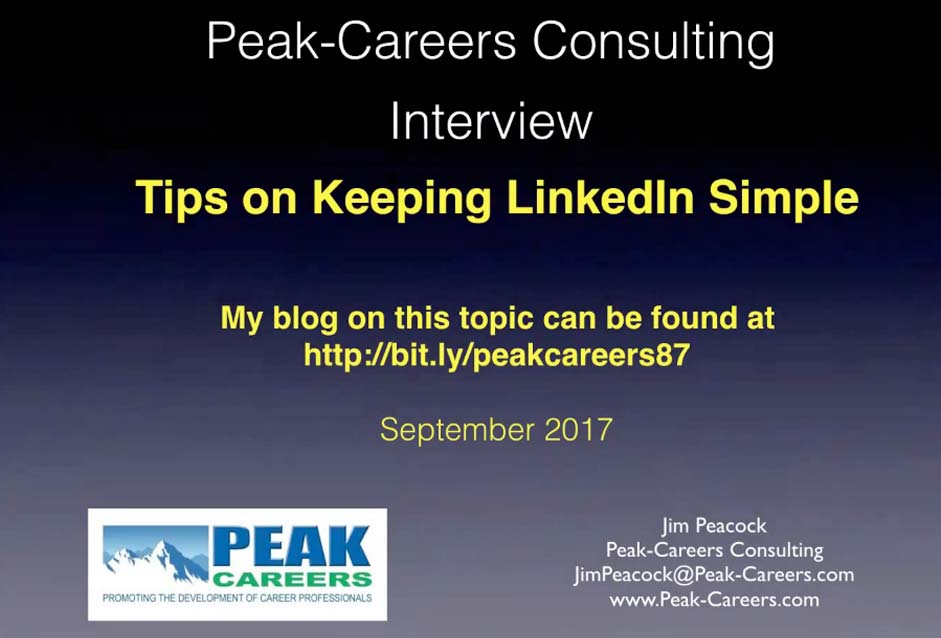 INTERVIEW: Using LinkedIn in Under 10 Minutes a Day