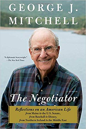 The Negotiator. By George Mitchell