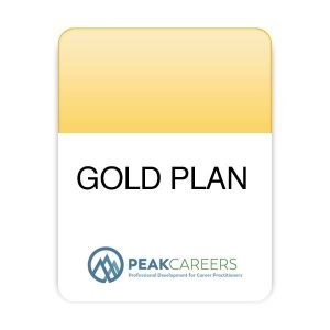 Peak Careers Gold Plan
